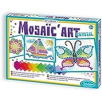 Fun House 950 - Juego para crear mosaicos para superficies de vidrio