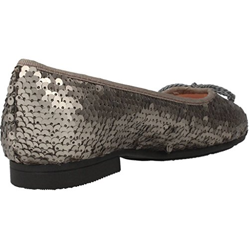 MADE WITH LOVE Ballerina scarpe per le donne, colore Argento, marca, modello Ballerina Scarpe Per Le Donne 2000M Argento Argento