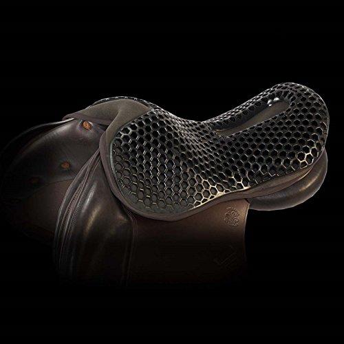 Acavallo Sattelsitzkissen Jump Gel Ortho Coccyx Farbel: Black Größe: M