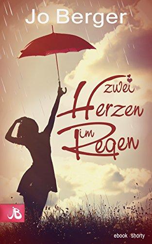 Zwei Herzen im Regen -