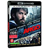 Argo [4K Ultra HD + Blu-ray + Copie Digitale UltraViolet] [4K Ultra HD + Blu-ray + Digital UltraViolet]