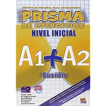 Prisma nivel inicial : Libro de ejercicios