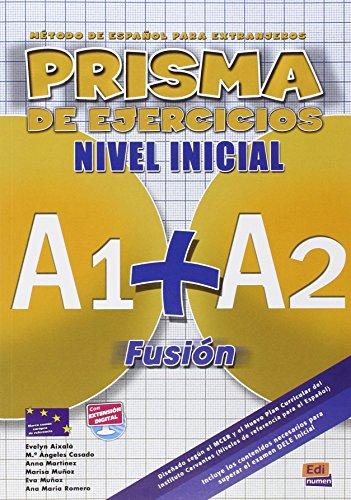 Prisma nivel inicial : Libro de ejercicios par María Ángeles Casado Pérez