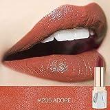 Lipgloss,Rabatt,PorLous 2019 Beliebt Lippenstift Wasserdichte Perlen Metallische Langlebige Lippenkosmetik Schönheits Make Up Geschenk Feuchtigkeitsspendend 8