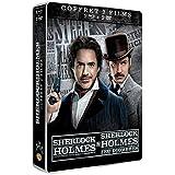 Sherlock Holmes & Sherlock Holmes: Spiel im Schatten Steelbook