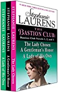 Get the first three Bastion Club Novels in one boxed set from #1 New York Times bestselling author Stephanie Laurens! Fans of wildly adventurous historical romances will enjoy these stories about loyal, strong-willed gentlemen determin...