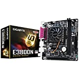 Gigabyte GA-E3800N - Placas de base (LAN 10/100/1000 Mb/s) color negro
