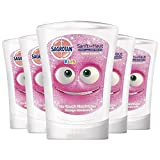 Sagrotan No-Touch Kids Nachfüller Seifenzauber Kamille, 5er Pack (5 x 250 ml)