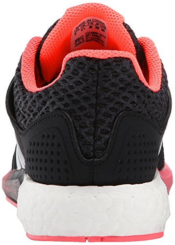 Adidas Performance Solar Boost Running Shoe, rose / argent / blanc, 5 M Us Black/White/Pink