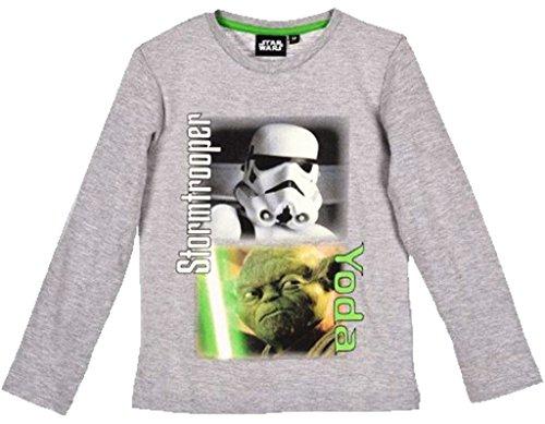 Producto-oficial-de-Star-Wars-manga-larga-T-Shirt