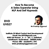 How To Become A Sales Superstar Using NLP And Self Hypnosis , DVD