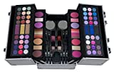 THE COLOR WORKSHOP Mallette de Maquillage Professional Colors Coffret Argent