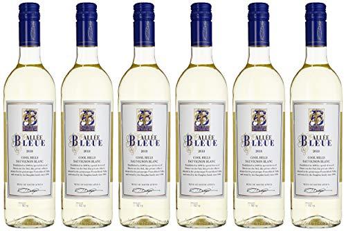 Weinpaket: 6er gemischt von Allee Bleue (6 x 0.75 l) -