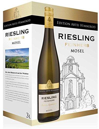 MEROD RIESLING FEINHERB MOSEL BAG IN BOX 3L Incl. Goodie von Flensburger Handel ()