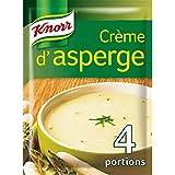 Knorr Soupe Crème d'Asperges pour 4 Personnes 70 g