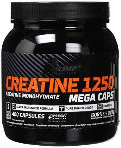 Olimp sport nutrition creatine mega caps/mega capsules 400 caps