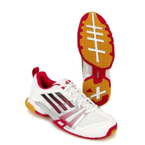 Adidas Ind-Schuh Speedcourt Pro 2 W 901 WEIß/PINK/SCHW