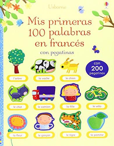 Mis Primeras 100 Palabras En Francés Con Pegatinas