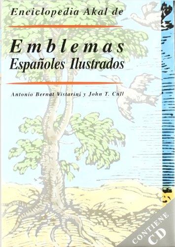 Descargar Libro Enciclopedia Akal de Emblemas Españoles Ilustrados (Diccionarios) de Antonio Bernat