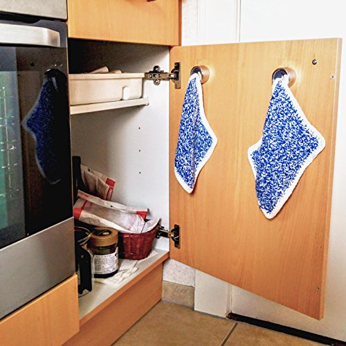 2 premium handtuchhalter geschirrtuchhalter f r. Black Bedroom Furniture Sets. Home Design Ideas