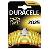 Multi pack - 5 x Duracell CR2025 3v Lithium Knopfzelle Batterien