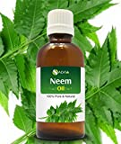 NEEM OIL 100% NATURAL PURE UNDILUTED UNCUT ESSENTIAL OIL 15ML by Salvia