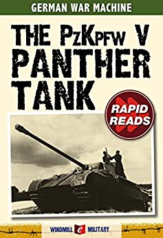 The PzKpfw V Panther Tank (Rapid Reads) by [Hanvey, Ben]