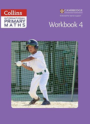 Collins International Primary Maths – Workbook 4