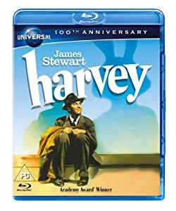Harvey [Blu-ray] [1950] [Region Free]