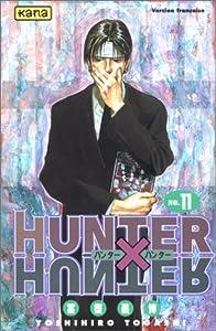 Hunter X Hunter Edition simple Tome 11