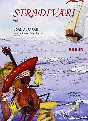 Stradivari - Violín 2 ( 1 CD)