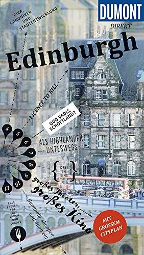 Preisvergleich Produktbild DuMont direkt Reiseführer Edinburgh: Mit großem Cityplan
