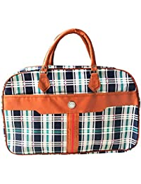 Multi Purpose Printed Travel Bag Large Handbag/shopping Bag/duffel Bag/luggage Bag For Women - 21.5x14x7.5inch...