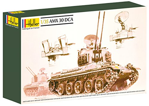 1:35 Heller Somua Army Tank Model Kit 135 S35 Tank Model Kit Hel81134 Pzkpfw