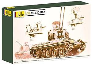 Heller 81123 AMX30 DCA - Carro de combate a escala Importado de Alemania
