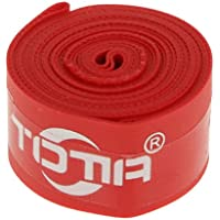 Forro Llanta Cinta para Bicicletas Neumáticos Antipinchazos de Nylon Bici Bicicleta Protector de Rojo Bike tire liner 20 X 20