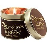 Lily-Flame Chocolate Truffle Tin, Brown
