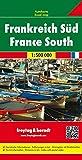 Frankreich Süd, Autokarte 1:500.000 (freytag & berndt Auto + Freizeitkarten) - Freytag-Berndt und Artaria KG