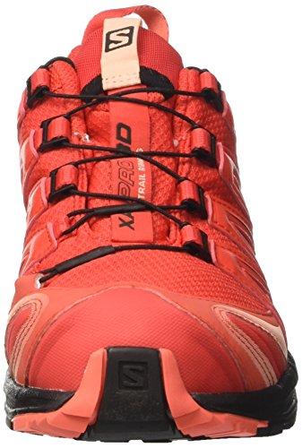 Salomon Damen Xa Pro 3d Gtx W Traillaufschuhe Rot (Poppy Red/black/living Coral)