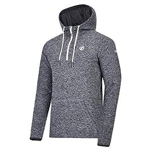 513R8ILRwBL. SS300  - Dare 2b Men's Ellevate Half Zip Kangaroo Pocket Hooded Fleece