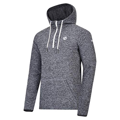 513R8ILRwBL. SS500  - Dare 2b Men's Ellevate Half Zip Kangaroo Pocket Hooded Fleece