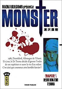 Monster Edition simple Tome 1