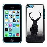 Dur PC Coque Housse téléphone étui de protection / Hard Case for Apple iPhone 5C /...
