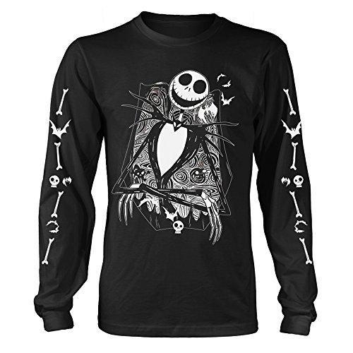 ISTMAS, THE Jack Crossed Arms Sleeve (Black) Longsleeve XXL ()