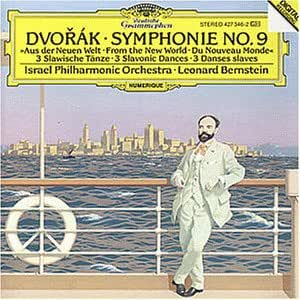 Dvorak: Sinfonie Nr. 9 / Slawische Tänze Nr. 1, 3 und 8