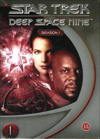 Star Trek - Deep Space Nine/Season 1 (6 DVDs)