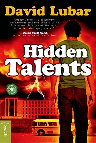 Hidden Talents by David Lubar (2003-01-20)