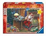 Ravensburger Mapping die natürlich Weihnachten Puzzle, 1000Teile