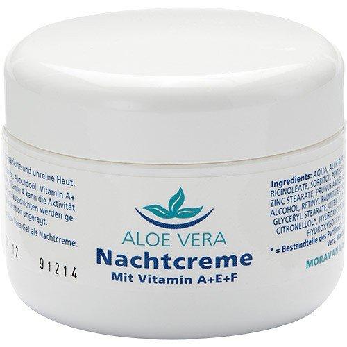 MORAVAN Aloe Vera Nachtcreme - 250 ml