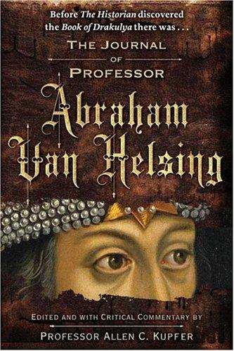 Journal of Professor Abraham V